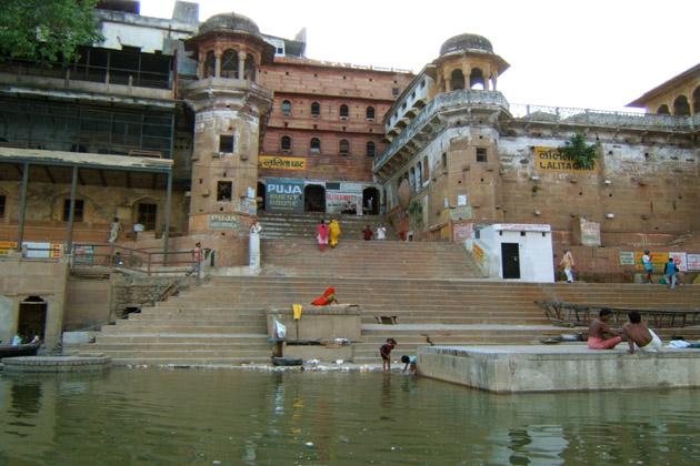 Varanasi Hotels Near Ghats