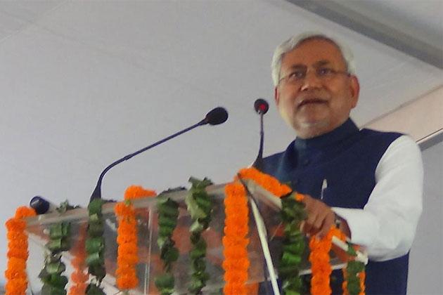 Nitish Kumar inaugurates famous