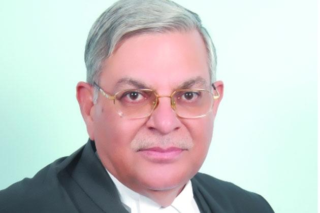 Justice Sunil Ambwani Images