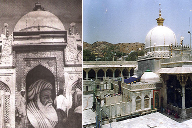 Rare portrait of Moinuddin Chishti prepared by Prithviraj Chouhan's mother comes to the fore