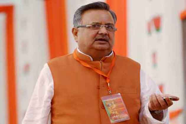 Raman Singh appoints parliamentary secretaries