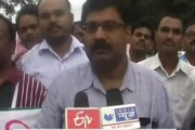 State govt employees go on one day strike over seven point demands