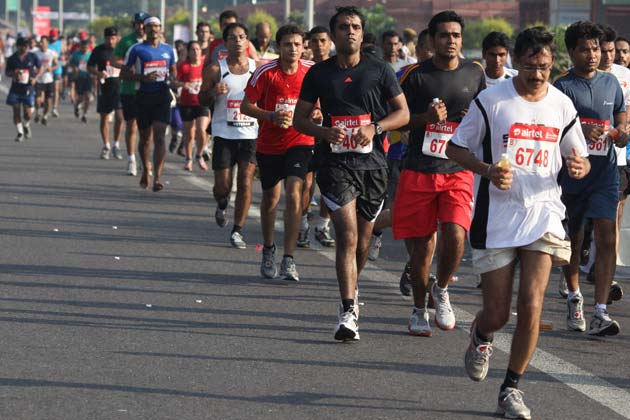 Man dies while taking part in half-marathon organised by BSF's SSB unit